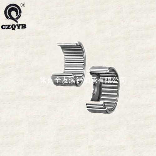滚针轴承的常见结构类型