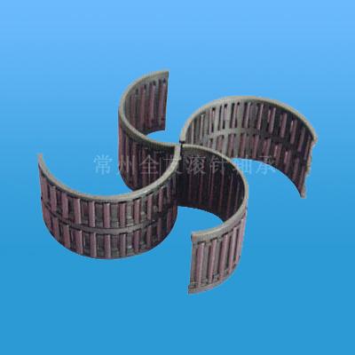 滚轮滚针轴承的设计与发展应用